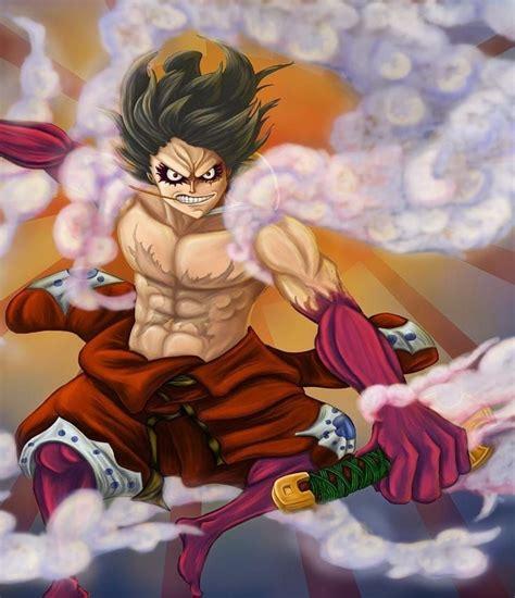 ไม่มีคำอธิบายรูปภาพ | Manga anime one piece, Luffy wano ...