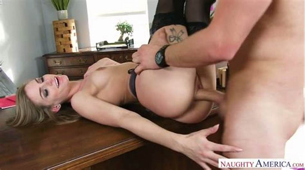 #A #Tricky #Boss #Fucks #Gorgeous #Sydney #Cole #In #His #Office