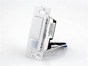 Lutron Maestro Occupancy  Vacancy Sensing Switch  Neutral