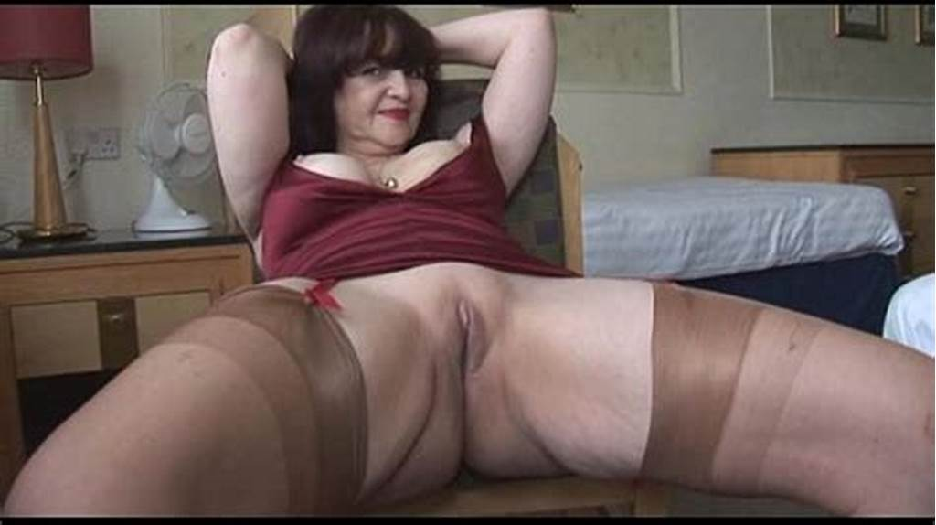 #Big #Tits #Mature #Panty #Play #And #Striptease