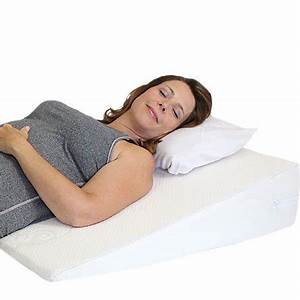 best wedge pillow With best rated wedge pillow for acid reflux