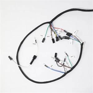 John Deere 3020 Diesel Row Crop  Serial  57 370 U201367 999  Complete Wiring Harness  Power Shift