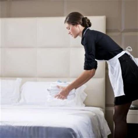 tenue de femme de chambre fiche métier femme de chambre valet de chambre