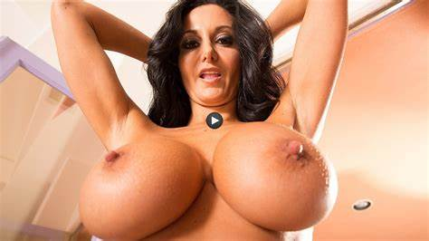 Breasty Ava Addams Releasing Her Small Butts