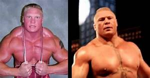 Is Brock Lesnar On Steroids