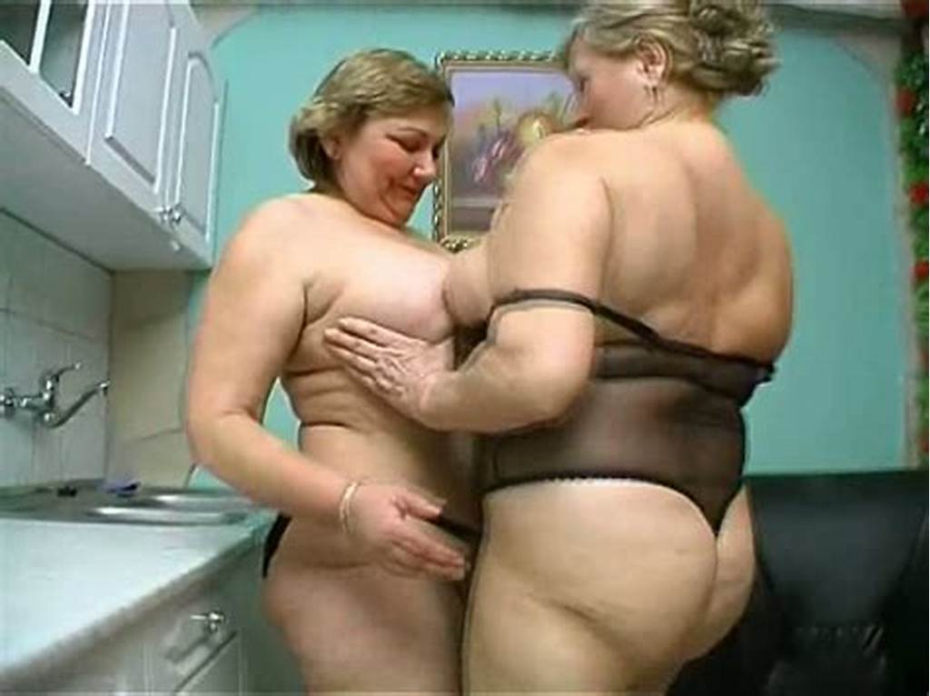#Frightening #Ugly #Aunts #Anna #And #Yolanda #Are #Fucking #In #A