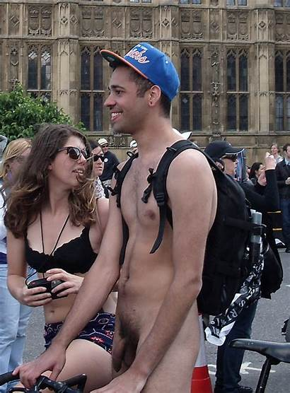 Wnbr Naked Bike Ride Male Cfnm London
