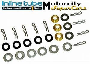 69 70 71 72 Buick Gs Muncie Shifter Rod Lever Rebuild Kit