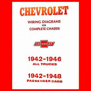 1941 Chevy Pickup Wiring Diagram