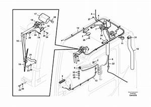 Voe14505542 14501569 14503755 Excavator Spare Parts Wire