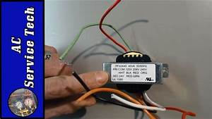 Which Hvac 24v Transformer Can You Use For Replacement On
