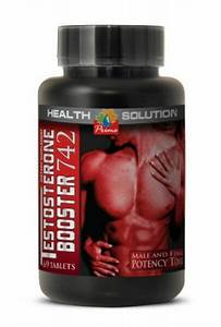 Nature Male Vitality Testosterone Booster 742 Libido Supplements Pills 6bott For Sale Online