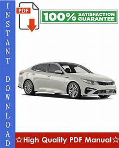 Download Kia Optima 2004  Kia  Service  Service Manual
