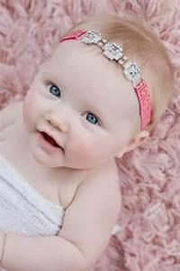 Baby Bettset Mädchen : kopfschmuck f r baby m dchen 85 ideen f r stirnband ~ Watch28wear.com Haus und Dekorationen