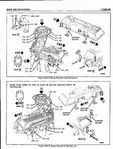 Need Hose Layout Diagram 1990 Corvette