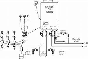 Navien Radiant Diagrams