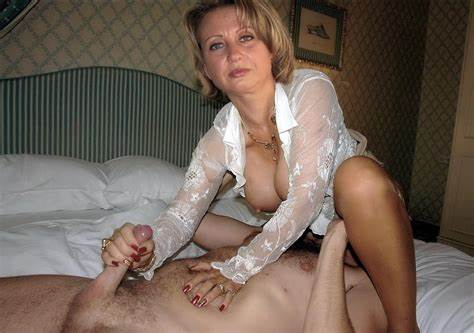 The Very Sexiest Vintage Blows In Uniform Mom