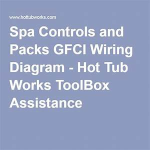 Wiring Diagram For Jacuzzi Hot Tub
