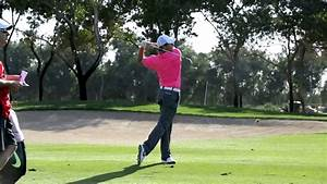 Rory McIlroy slow motion golf swing sequence - YouTube
