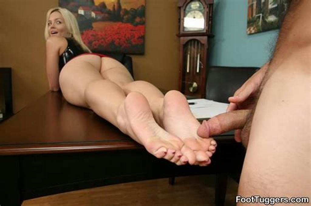 #Footjob #And #Sole #Licking #: #Creamed #Smooth #Toes