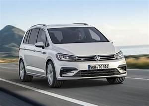 Volkswagen Touran R Line : volkswagen touran nu ook als n g rijker uitgeruste edition ~ Maxctalentgroup.com Avis de Voitures