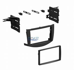 Car Radio Stereo Double Din Dash Kit Panel For 2006