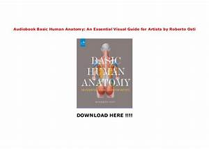 Doc  Basic Human Anatomy  An Essential Visual Guide For