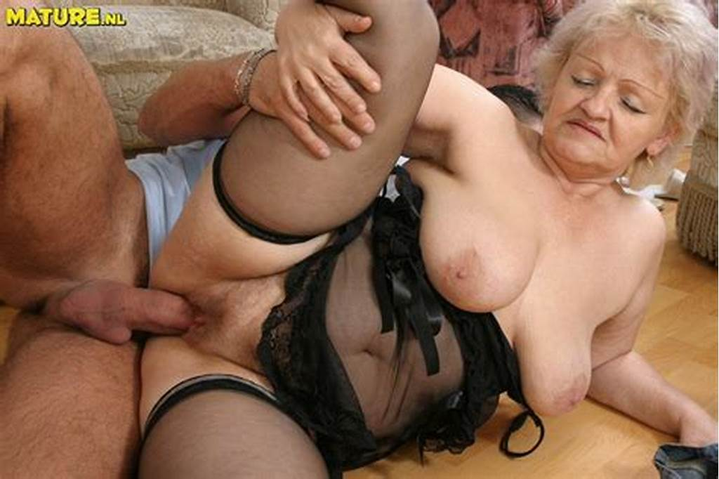 #See #This #Kinky #Granny #Have #Fun #With #A #Hard #Cock