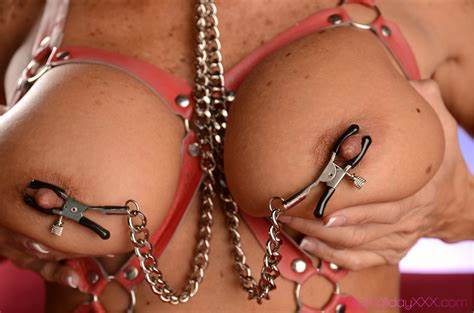 Whips Chains And Titty Clamps