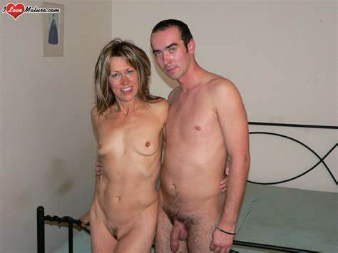 Fresh Swedish Housewife And Male