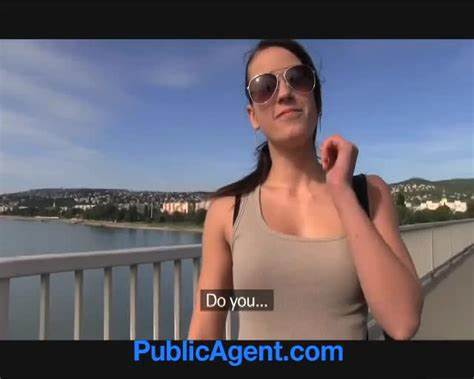 Publicagent Comely Fitness Instructor Fucked For Money