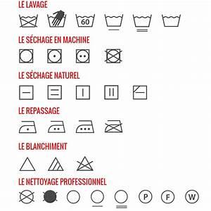 Boules De Lavage Pour Machine à Laver : laver le linge symboles et tiquettes des v tements ~ Premium-room.com Idées de Décoration