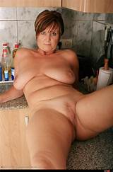 Hot older milf solo