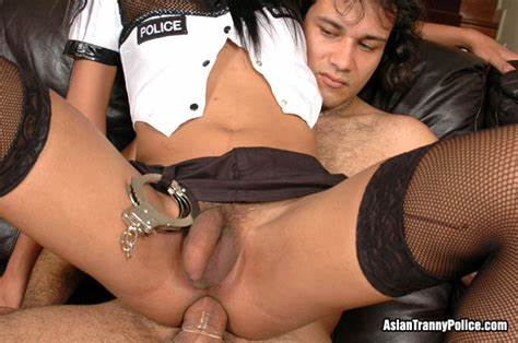 Tranny Japanese Girl Drilling Getting
