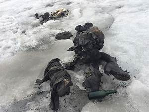 Bodies Missing for 75 Years Found—Thanks to Melting Glacier
