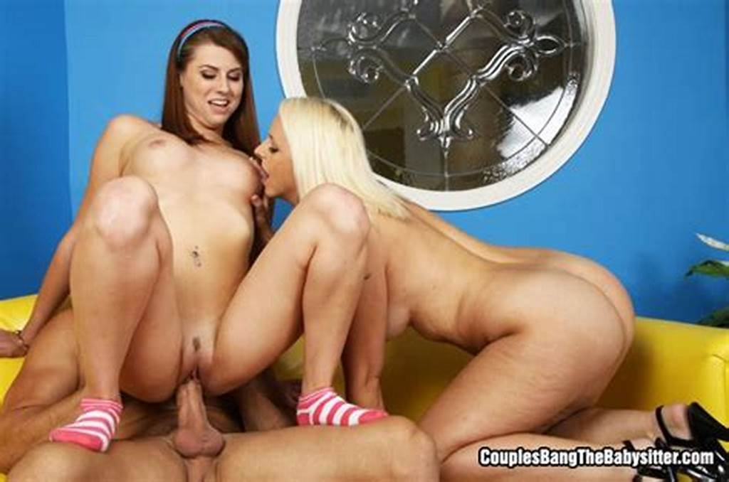 #Couples #Bang #The #Babysitter #Brooke #Van #Buren