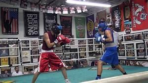 Amateur Boxer Rogelio Gutierrez