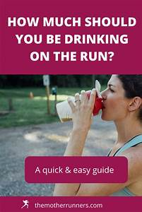 Are You Drinking Enough On Your Run