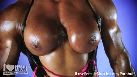 Muscle Lady Hates Fucks Exotic Immense Female Bodybuilder Lisa Cross Flexing Her Muscles