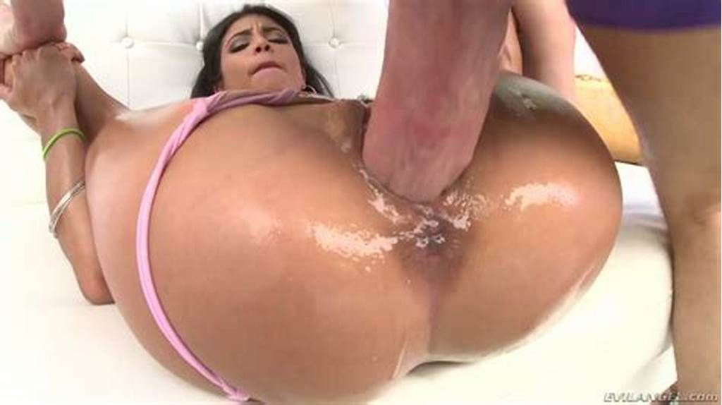 #Fat #And #Hard #White #Cock #For #Squirting #Pussy #Of #Veronica #Rodriguez