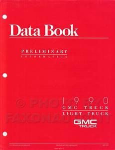 1990 Gmc P