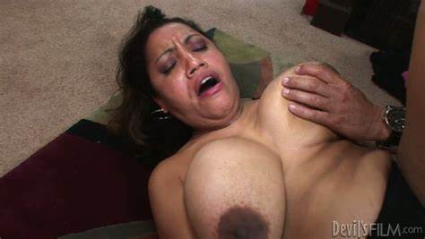Old Granny Pounding Her Plump Stranger Sissy Hairless Cooch Of Luscious Granny Is Banged