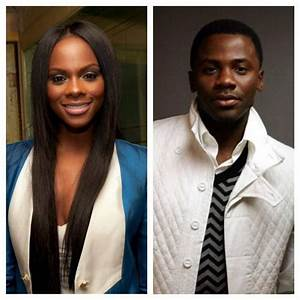 jordan. on | Derek luke and Tika sumpter
