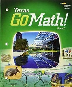 Go Math Texas Grade 8 Solutions Key 8th Answer Manual For
