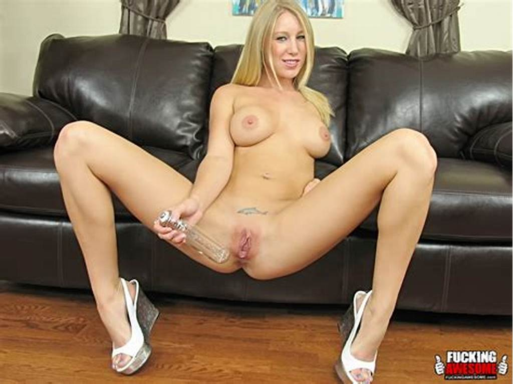 #A #Naked #Allison #Pierce #Playing #And #Stuffing #Her #Wet #Pussy