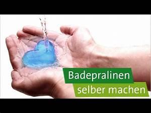 Geschenke Selbst Machen : diy geschenke selber machen badepralinen in herzform youtube ~ Watch28wear.com Haus und Dekorationen
