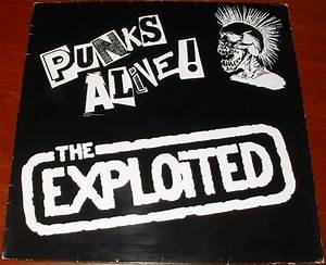 The Exploited Hitler S In The Charts Again British Punk The Exploited