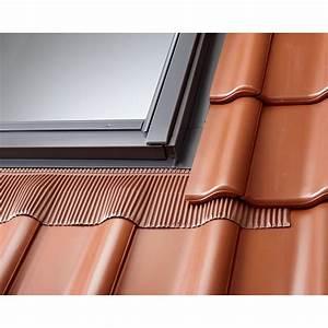 Prix Velux Leroy Merlin : raccord pour fen tre de toit velux edw mk04 0700c2 rouge ~ Melissatoandfro.com Idées de Décoration