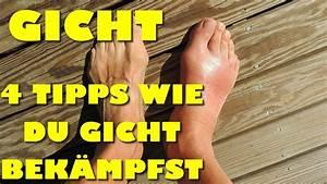 Glassplitter Im Fuß : gicht ist schmerzhaft 4 tipps wie du gicht bek mpfen kannst youtube ~ A.2002-acura-tl-radio.info Haus und Dekorationen