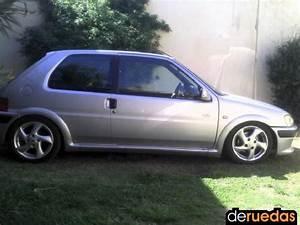Peugeot 106 Quiksilver Turbo En Deruedas  Mendoza
